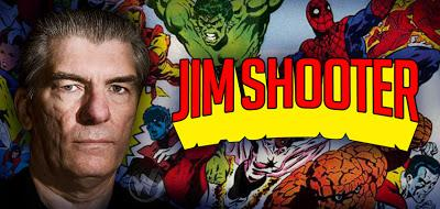 JIM SHOOTER ET MARVEL COMICS : LOVE TO HATE YOU