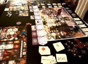 Anachrony chez Minclash Games : notre anachronique