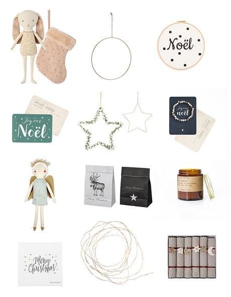 Cadeaux de Noël - Le Joli Shop