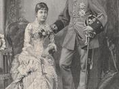 L'Infante Dona Prince Louis Ferdinand Bavière, mariés Madrid avril 1883