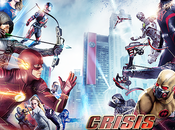 critiques Supergirl, Flash, Arrow, Legends Tomorrow Crisis Earth