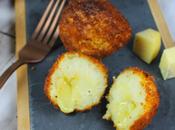 Croquettes fondantes pommes terre morbier