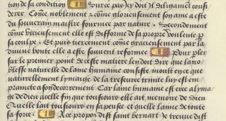 Mansel. Vie de Jesus Christ folio 155