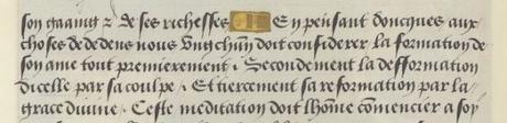 Mansel. Vie de Jesus Christ folio 154