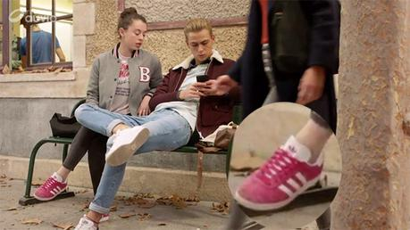 DEMAIN NOUS APPARTIENT : Sara enfile ses Adidas pour récupérer Bart