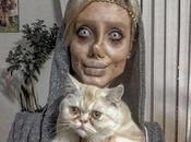 Sahar Tabar voulait ressembler Angelina Jolie