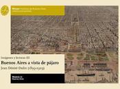 Buenos Aires l'époque Centenaire cartographe français l'affiche]