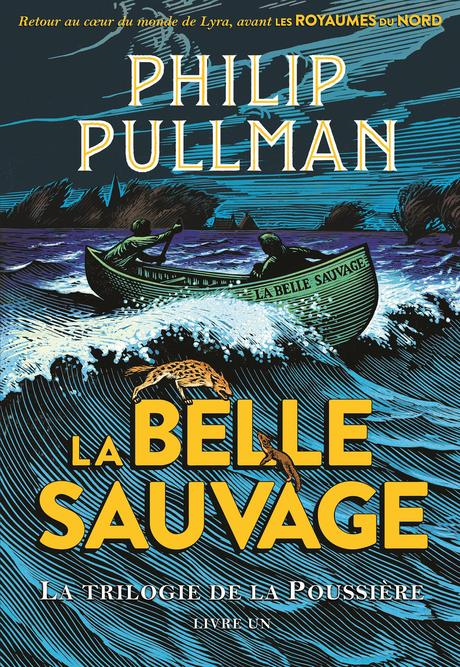 La belle sauvage, de Philip Pullman