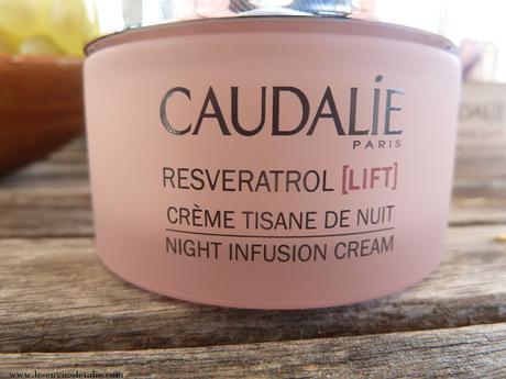 La Crème Tisane de nuit de Caudalie