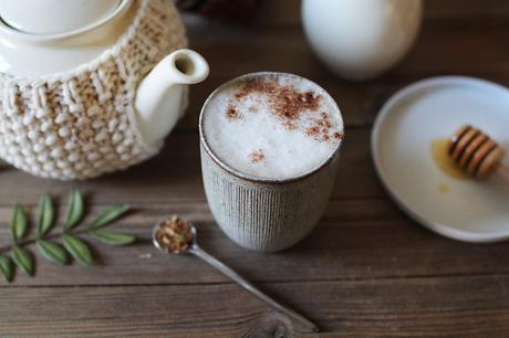 Comment faire un Chaï Tea latte ?