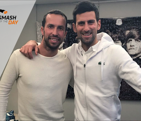 Novak Djokovic s'offre les services de Radek Stepanek