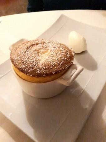 Soufflé au citron © Gourmets&co