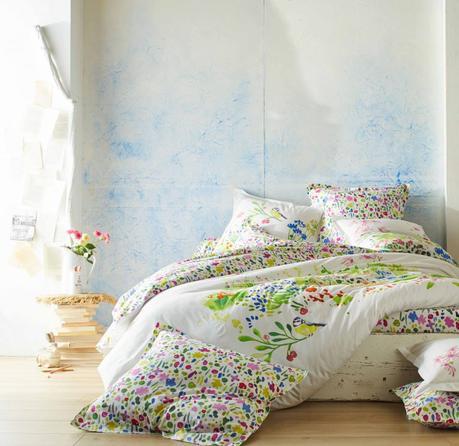 lab blancheporte linge de lit maison liberty moderne