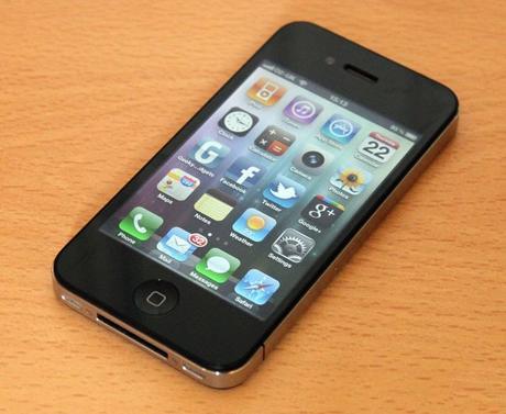 Insolites : des américains prennent l'iPhone 4 pour un iPhone X !