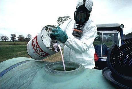 Glyphosate : quelques éléments fournis par un article du ...