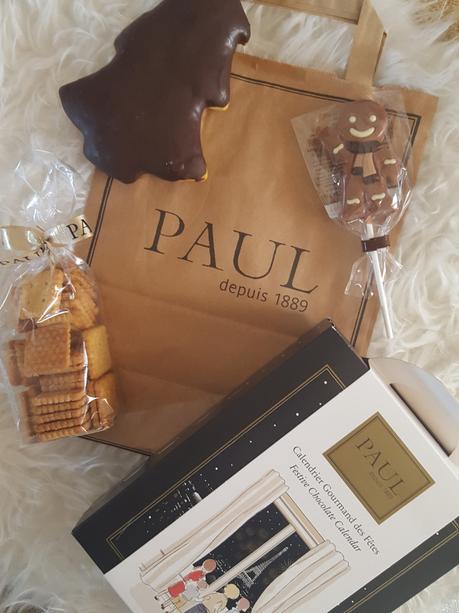 Un Noel très gourmand avec Paul