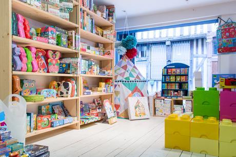 Le Chat de Gouttière, le concept store dédié aux enfants