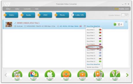 Freemake Video converter : tutoriel et astuces de montage vidéo