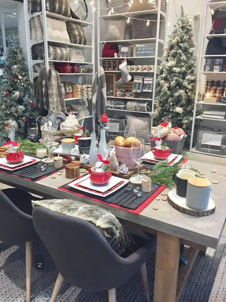 L'art de la table festive chez Zaxe