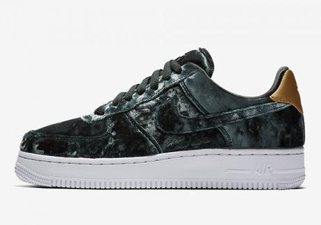 Nike Air Force 1 Low Plush Velvet