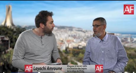 Amroune Layachi… je suis Israélien et fier de l'être