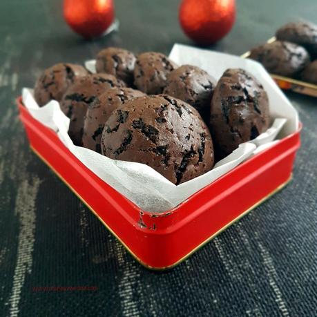 Cookies Chocolat Huile de Coco
