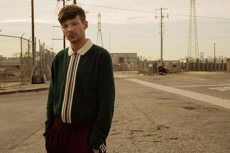 STYLE : Louis Tomlinson en Stüssy pour « Miss you »