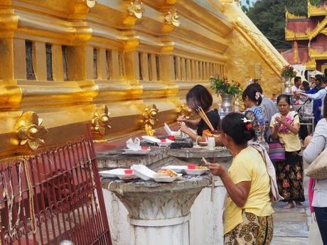 Itinéraire de voyage en Birmanie et bilan