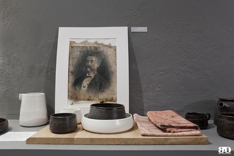 Anne Bacquié artiste plasticienne à la galerie boutique Ouvrage Aix-en-Provence