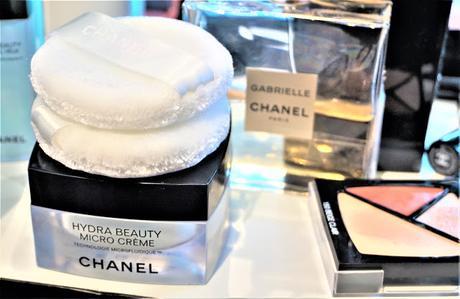 Chanel présente ses Ombres Premières chez Passion Beauté