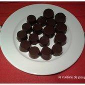 Chocolat à la crème de marron au thermomix - La cuisine de poupoule