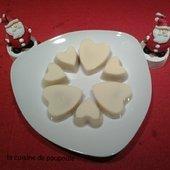 Chocolat blanc framboise - La cuisine de poupoule