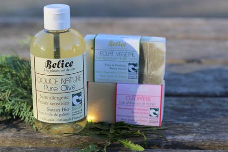 Bélice : le savon artisanal