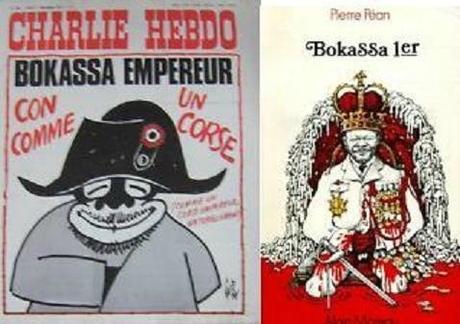 Bokassa, l'empereur Ubu ou le soudard imperator