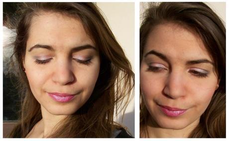 Une palette, un maquillage (2)