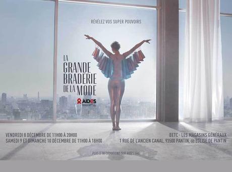 La Grande Braderie de la Mode s'installe à Paris et Marseille dès le 14 décembre