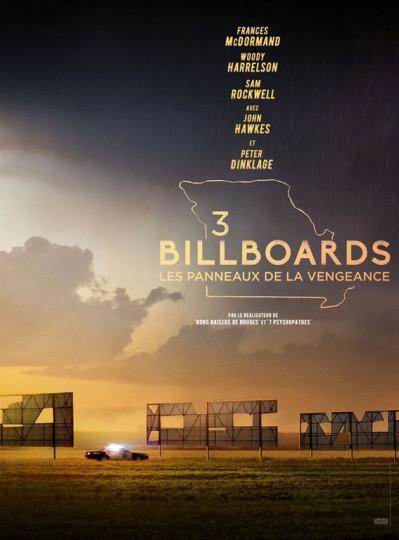 3 Billboards les panneaux de la vengeance, les infos