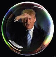 Le visage derrière la bulle boursière