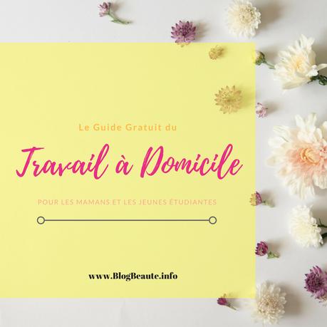 {GRATUIT} Les meilleures 10+ idées de travail à Domicile pour Mamans!