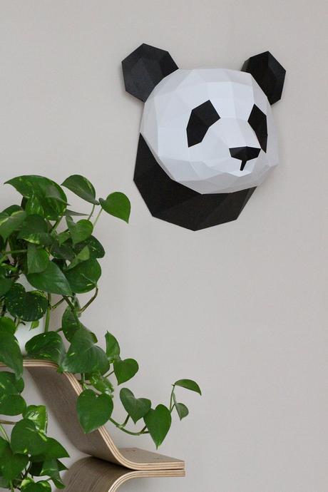 Adoptez un panda !