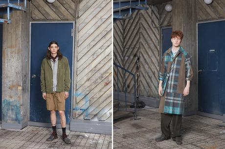 KOLOR – S/S 2018 COLLECTION LOOKBOOK