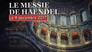 L'Oratorio de Noël de Bach par l'Ensemble Caprice et le Studio de musique ancienne de Montréal, un Messiah par l'Orchestre symphonique de Gatineau et Anna-Sophie Neher, gagnante du Concours OSM-Manuvie