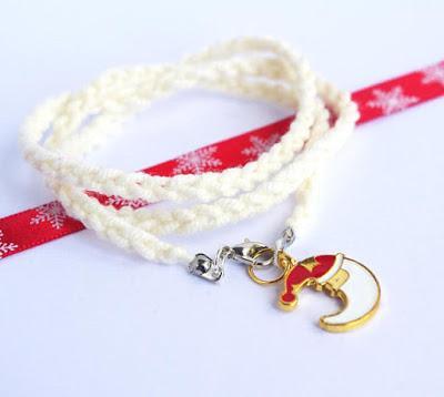 bracelet à tour père noel