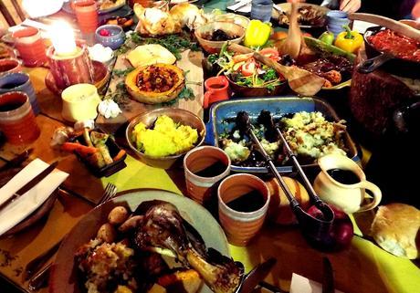 NZ – Hobbiton, the Evening Banquet