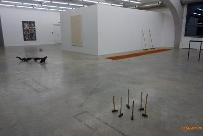 Sols, murs, fêlures, La Régionale à la Kunsthalle de Mulhouse