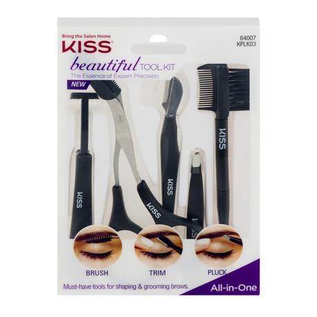 |BEAUTE| L'Accessoire qui va sublimer vos sourcils : Beautiful Tool Kit de KISS