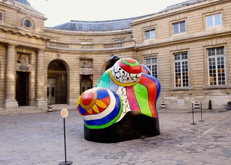 Expo féministe à la Monnaie de Paris