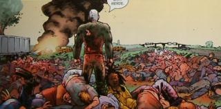 Brit (tome 1), le superhéros indestructible de Kirkman qui se révèle plus intéressant que l'on ne le pense.