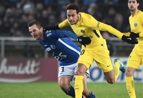 Neymar Strasbourg