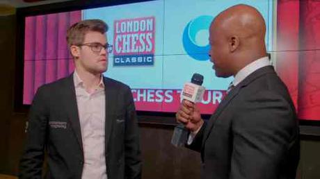 La déclaration de Magnus Carlsen après sa nulle contre Caruana dans la ronde 1